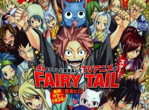 Fairy Tail Regresa!!!